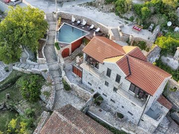 St Tryphon villa Luštica