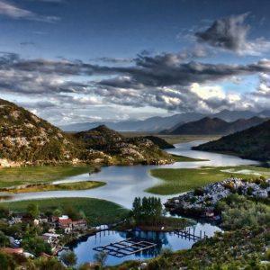 Skadarko jezero