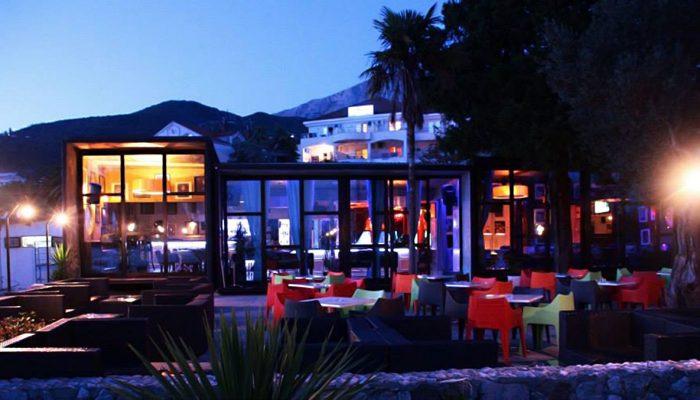 Peoples Night Club in Herceg Novi