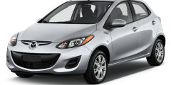 Rent a car in Budva - Mazda 2