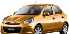 Car Rental in Budva - Nissan Micra