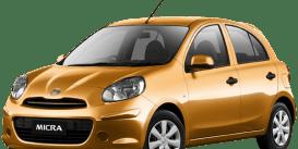 Car Rental in Budva - Nissan Micra
