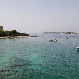 Miriste beach