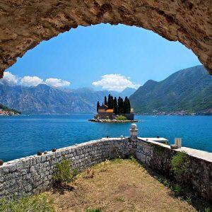 St George Island Montenegro