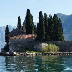 St Geoge Island Montenegro