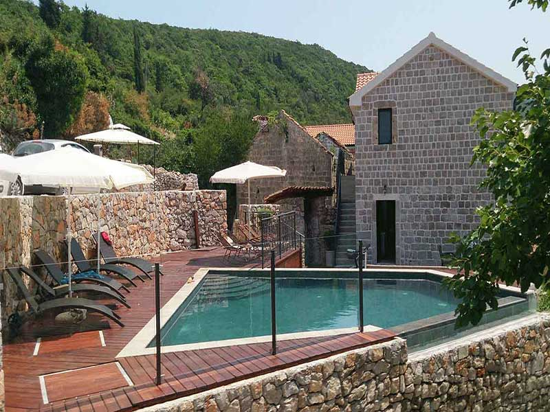 St Tryphon Villa