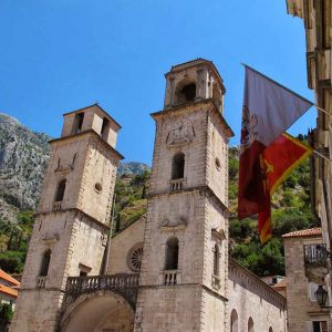 St Tryphon Cathedral Kotor