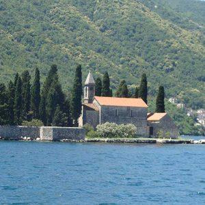 St George Island Perast
